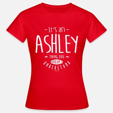 Ashley ASHLEY - Camiseta mujer