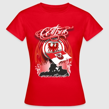 cottbus - Frauen T-Shirt