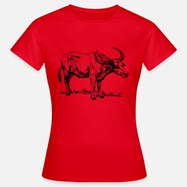 Buffalo buffalo - Women's T-Shirt