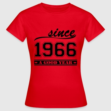 1966 Since - Frauen T-Shirt