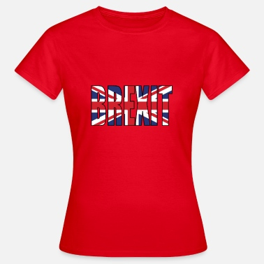 No Brexit BREXIT - Women's T-Shirt