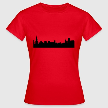 Chicago Bears Chicago - Frauen T-Shirt
