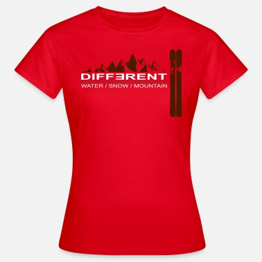 French Alps French Alps - Women's T-Shirt