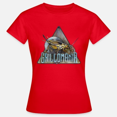 Steam Punk cricket mania steam punk - Camiseta mujer