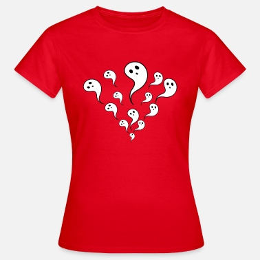 Spook Familie spook - Vrouwen T-shirt