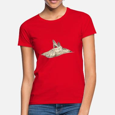 Putto Angelote - ängel haj - Shark - Requin ange - T-shirt dam