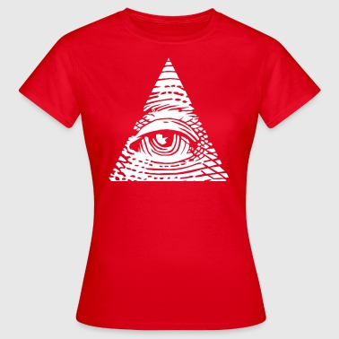 Eye of Providence - Women's T-Shirt