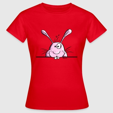 Knuffig Knuffiger Hase - Frauen T-Shirt