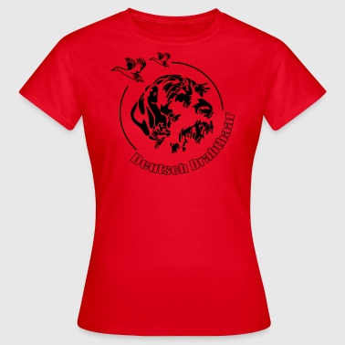 German Wirehaired Pointer - Women's T-Shirt