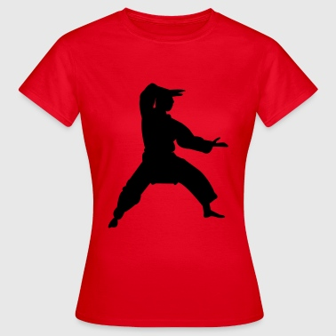 martial arts judo karate - Women's T-Shirt