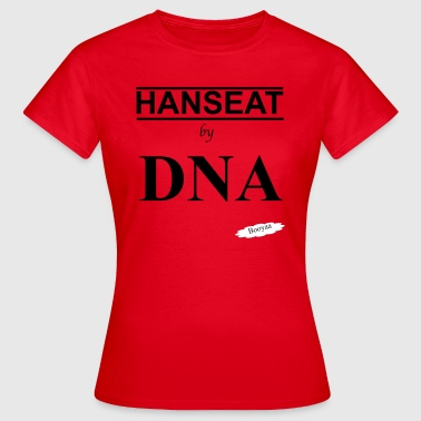 Hanseat by DNA - A Hanseatic Statement - Women's T-Shirt