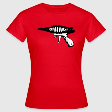 Laser gun from yesterday! - Women's T-Shirt