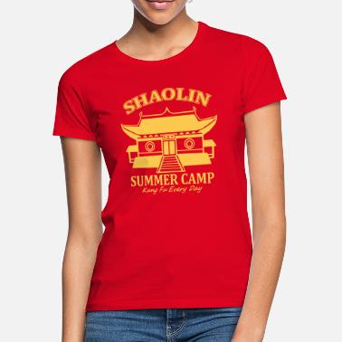 Shaolin Shaolin Summer Camp - Frauen T-Shirt