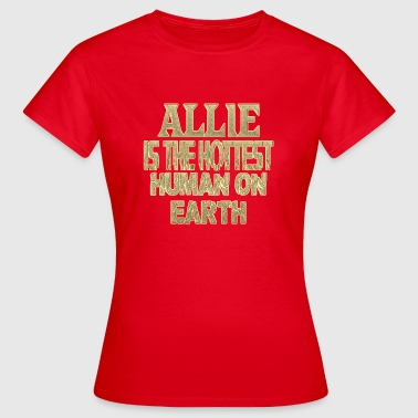 Allie - Women's T-Shirt