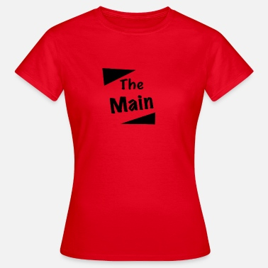 Maine Main - T-shirt dam