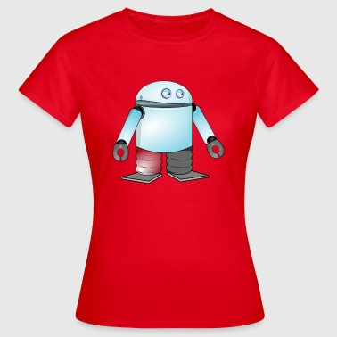 Android android - T-shirt dam