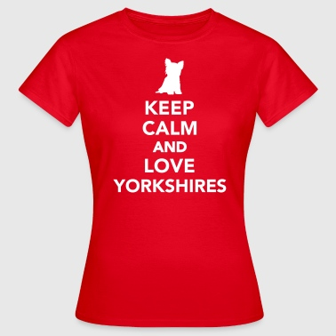 Yorkshire - Frauen T-Shirt
