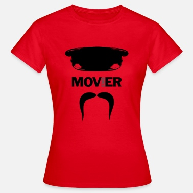 Moves Mover - T-shirt dam