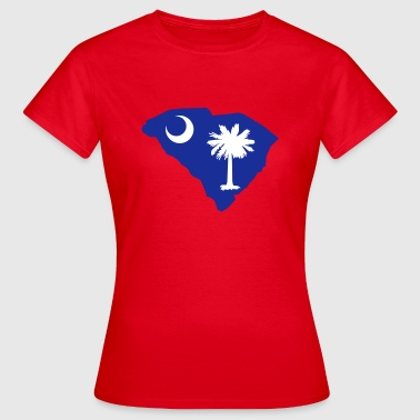 Carolina South Carolina - Vrouwen T-shirt