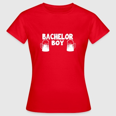 Bachelor Boy bachelor boy - Women's T-Shirt