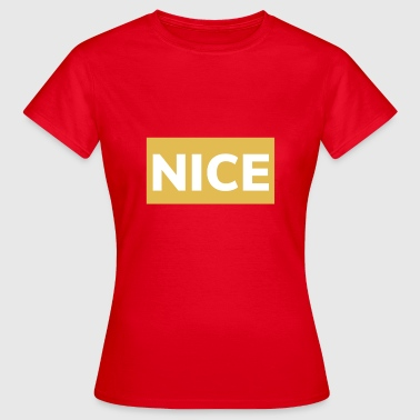 Nice France Nice France French Riviera Nice - Women's T-Shirt