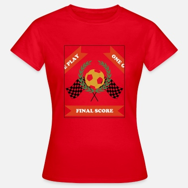Champion Witzig Soccer Champion - Frauen T-Shirt