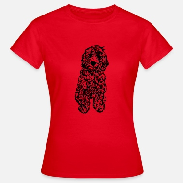 Cockapoo Cockapoos - Women's T-Shirt