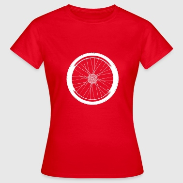 Wheels wheel - Women's T-Shirt
