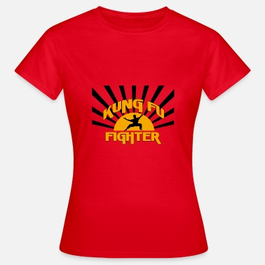 Kung Fu Kung fu fighter - Women's T-Shirt