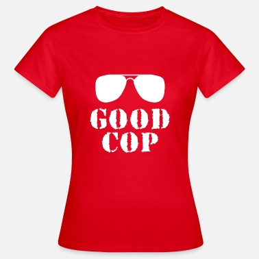 Ibiza Baby Father Son Baby Good Cop Partner Look Gift - Women's T-Shirt