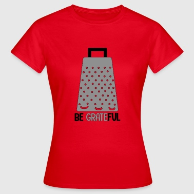 Grille grille - T-shirt Femme
