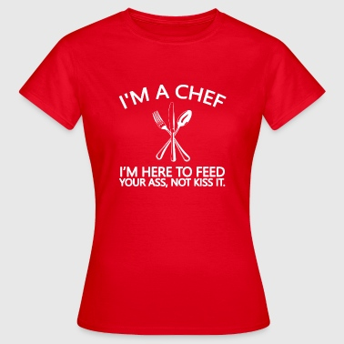 In the A Chef Gift - Women's T-Shirt