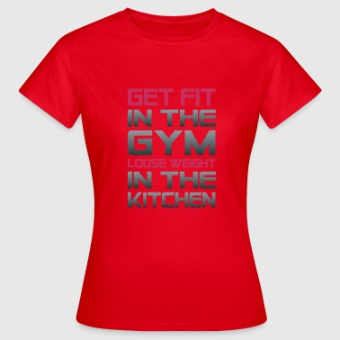 GET FIT - Women's T-Shirt