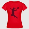 Handball female eu - Women's T-Shirt