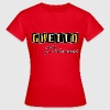 ghetto princess gold - Women's T-Shirt