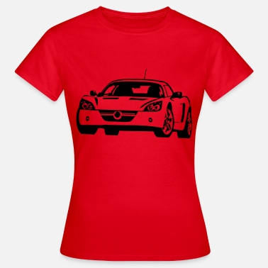 Speed speedster - Frauen T-Shirt