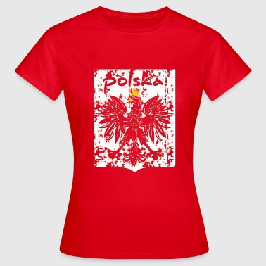 Poland - Polska - Women's T-Shirt