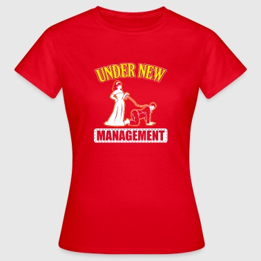 JGA - UNDER NEW MANAGEMENT - Frauen T-Shirt