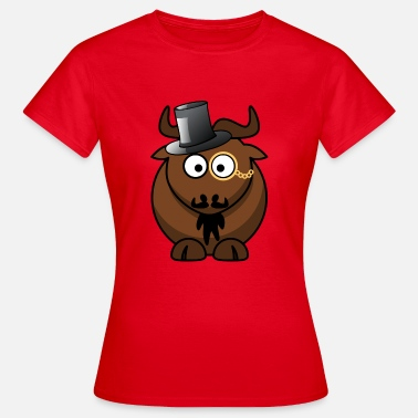 Marco Marco the wildebeest - Women's T-Shirt