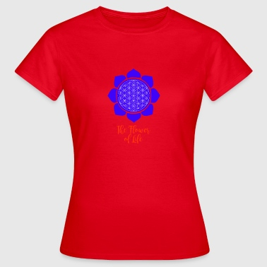 Flower of Life - Women's T-Shirt