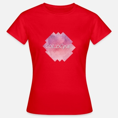 Cologne Cologne - Cologne - Women's T-Shirt