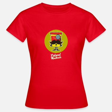 Moutarde Colonel Moutarde - T-shirt Femme