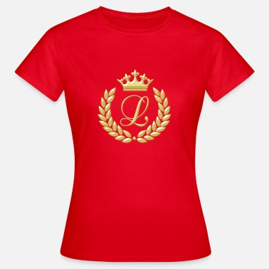 Laurier Couronne De Laurier Couronne laurier - T-shirt Femme