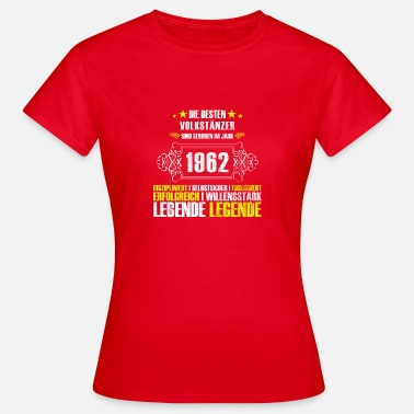 55th Birthday Gift for the 55th birthday of the dancers - Women's T-Shirt