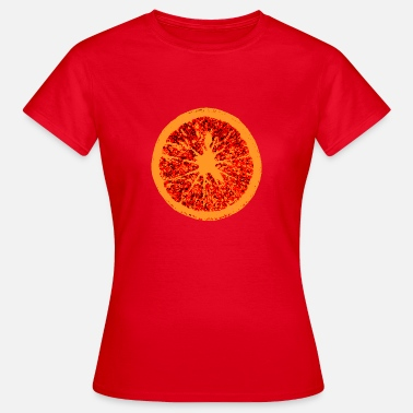 Oranje Party oranje - Vrouwen T-shirt