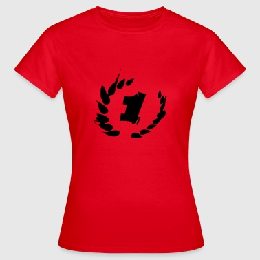 Number one - winner - first place - Women's T-Shirt
