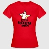 Little Rock Star inside - Kleiner Rock Star -Baby - Frauen T-Shirt