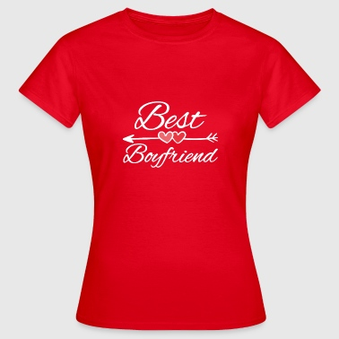 Best boyfriend - Women's T-Shirt