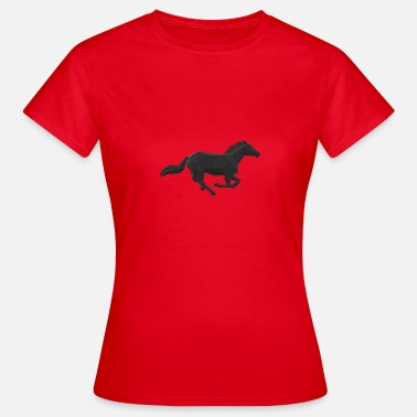 Gallop Horse gallop - Women's T-Shirt