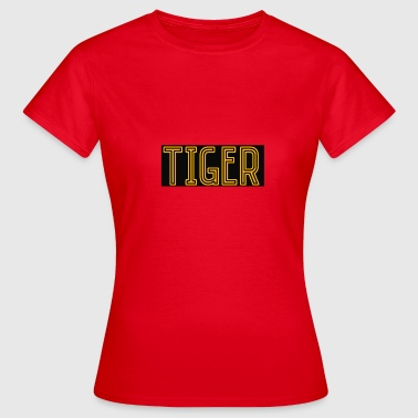 Tiger - Multicolored - Women's T-Shirt